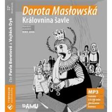 CD-KRÁLOVNINA ŠAVLE