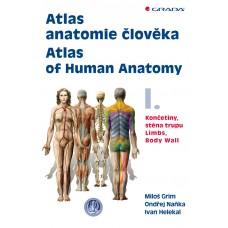 ATLAS ANATOMIE ČLOVĚKA I. ATLAS OF HUMAN ANATOMY