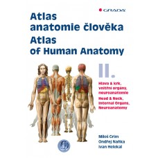 ATLAS ANATOMIE ČLOVĚKA II.