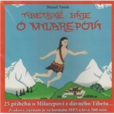 CD-TIBETSKÉ BÁJE O MILAREPOVI